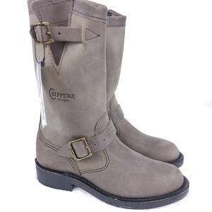 Chippewa Raynard Harness Boots Size 6